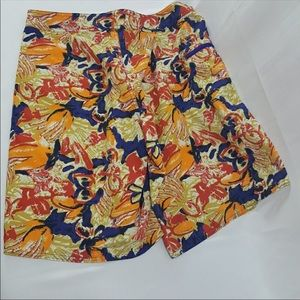 Multicolored Patagonia Board Shorts